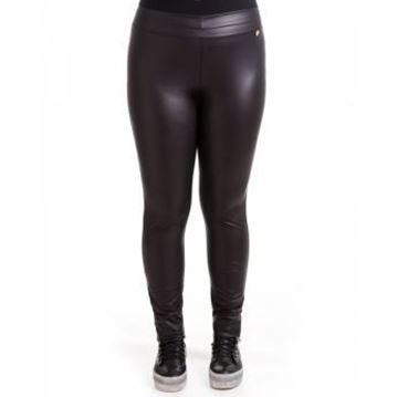Image de Leggings en cuir synthétique