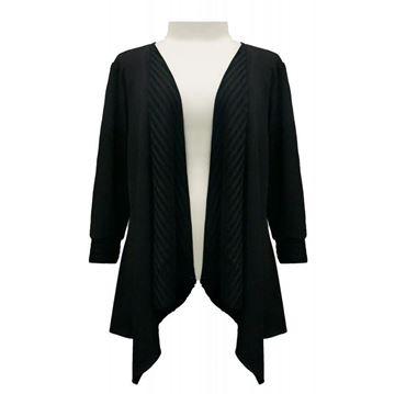 Picture of Designer-Jacket in black