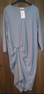Image de Robe blue clair & vert menthe