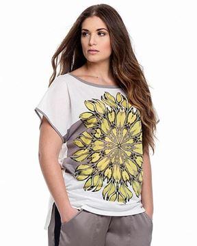 Image de T-Shirt fleur