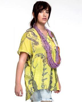 Image de Blouse jaune