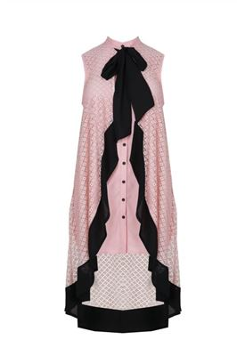 Bild von Longtop/ Kleid in rosa